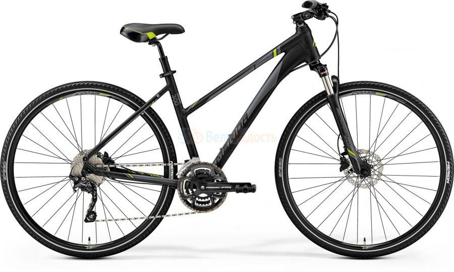 Велосипед женский Merida Crossway 300 Lady (2019)