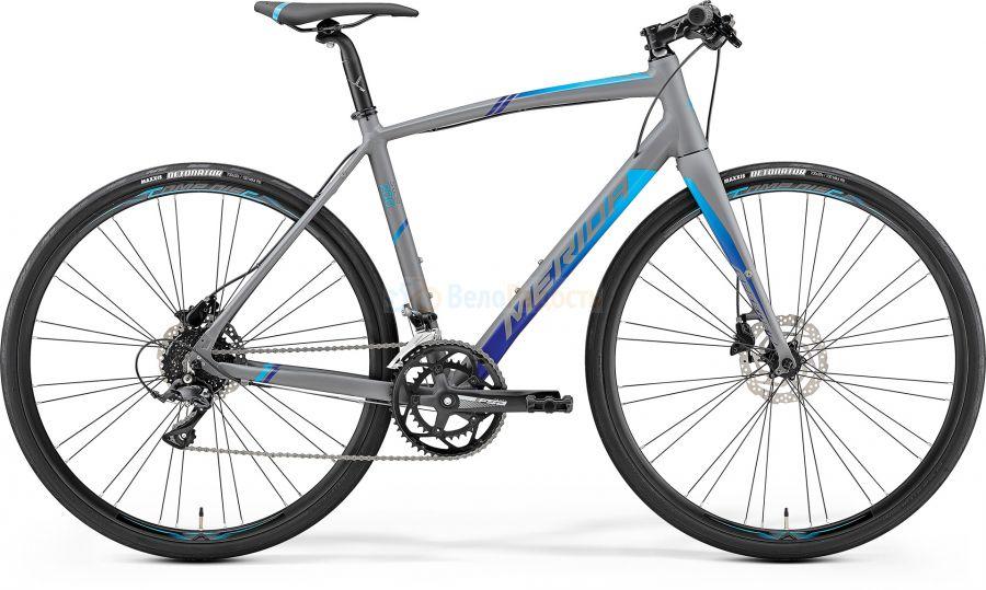 Велосипед городской Merida Speeder 200 (2019)