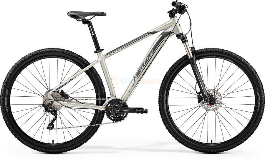 Велосипед горный Merida Big.Nine 80-D (2019)