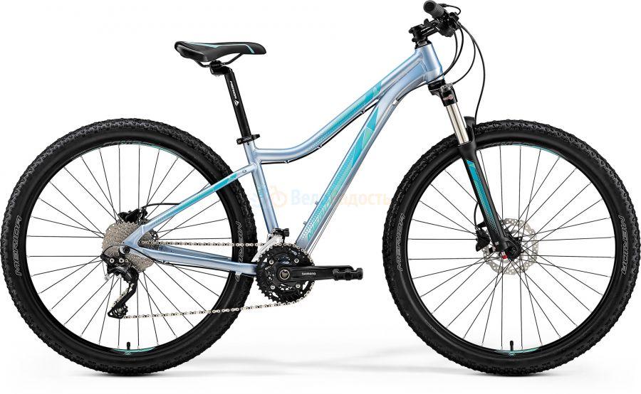 Велосипед женский Merida Juliet 7.80-D (2019)