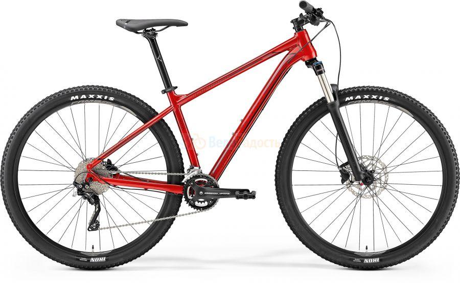 Велосипед горный Merida Big.Nine 300 (2019)