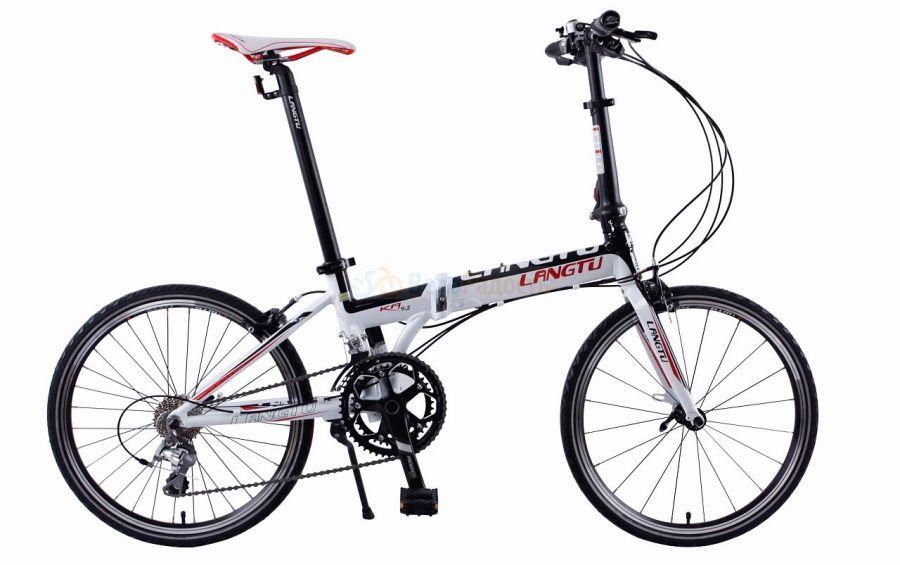 Велосипед складной Langtu KA 9.2 (2018)
