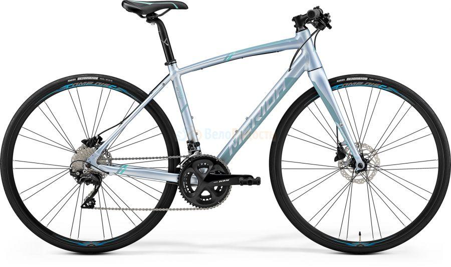 Велосипед женский Merida Speeder 400-Juliet (2019)