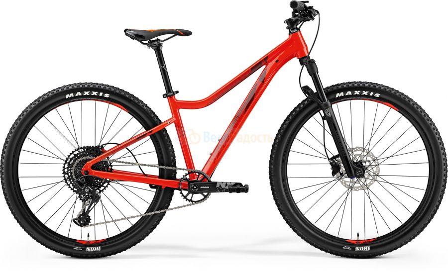 Велосипед женский Merida Juliet 7.600 (2019)