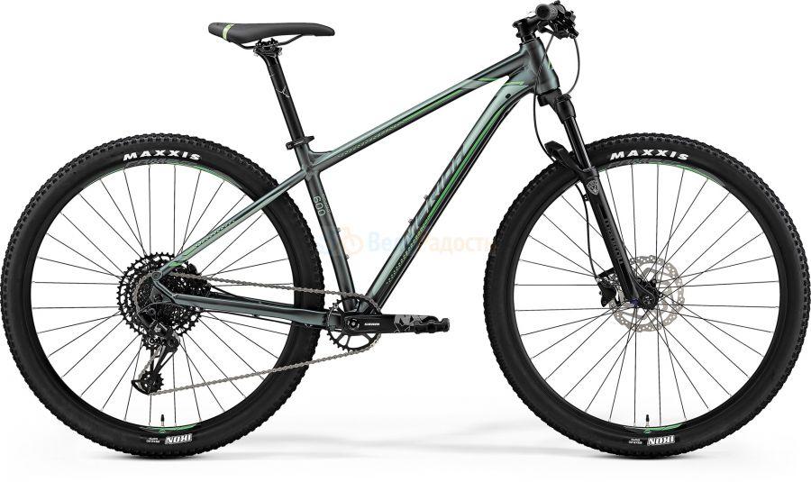 Велосипед горный Merida Big.Nine 600 (2019)