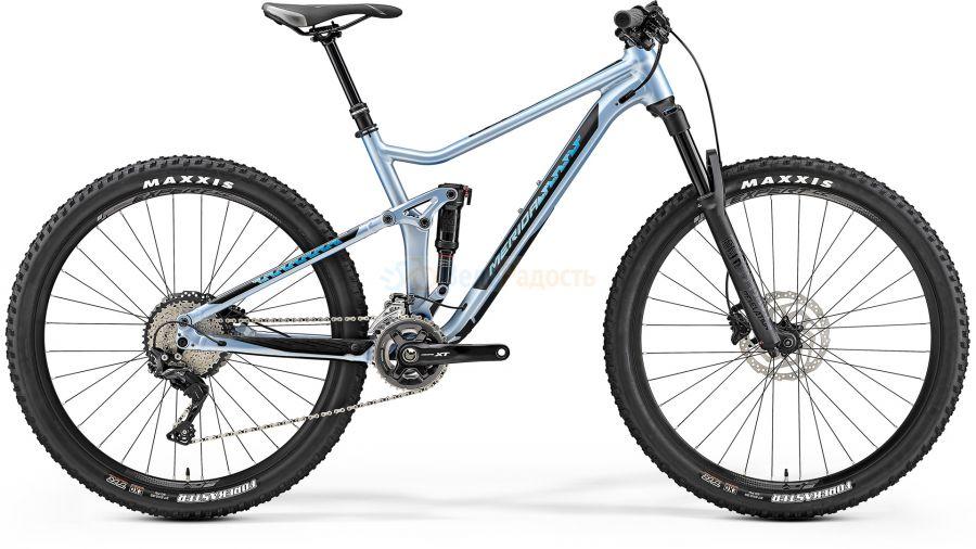 Велосипед двухподвес Merida One-Twenty 7.XT Edition-Juliet (2019)