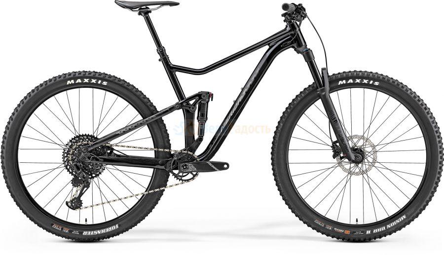 Велосипед двухподвес Merida One-Twenty 9.800 (2019)