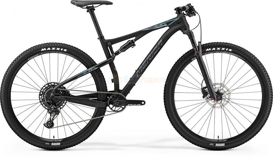 Велосипед двухподвес Merida Ninety-Six 9.4000 (2019)