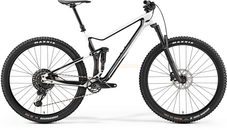 Велосипед двухподвес Merida One-Twenty 9.6000 (2019)