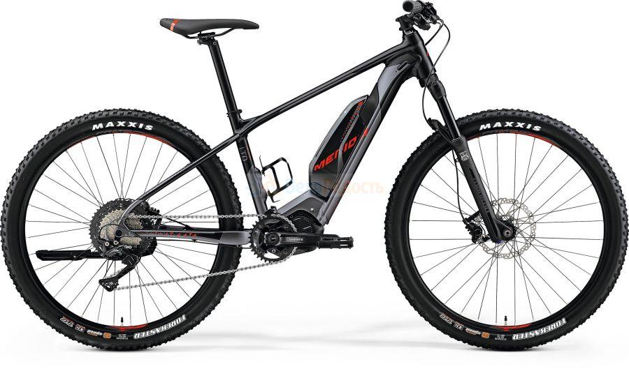 Электровелосипед горный Merida eBig.Seven Limited (2019)