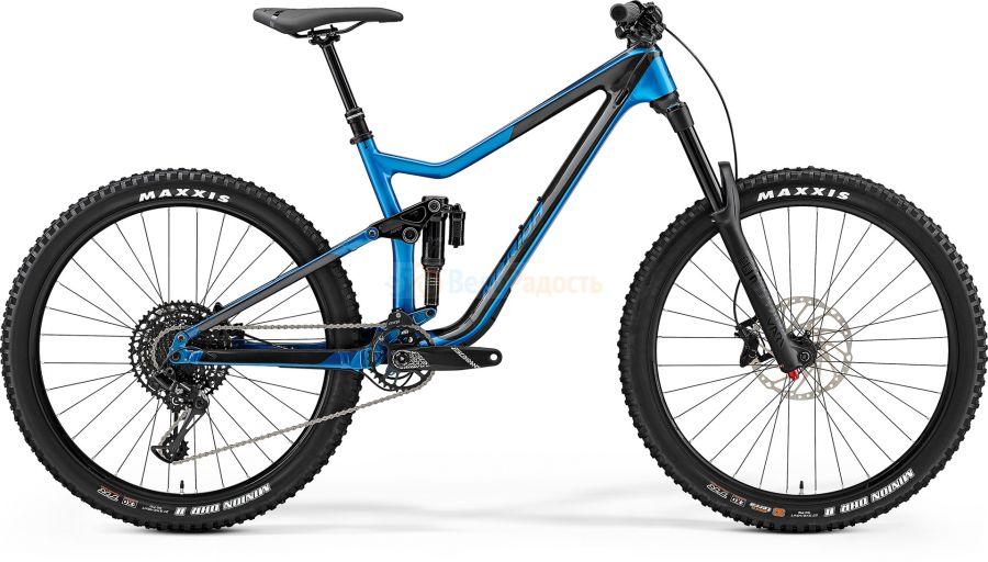 Велосипед двухподвес Merida One-Sixty 4000 (2019)