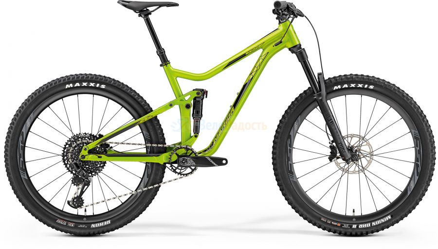 Велосипед двухподвес Merida One-Forty 900 (2019)