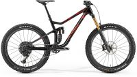 Велосипед двухподвес Merida One-Sixty MetalRIDA (2019)