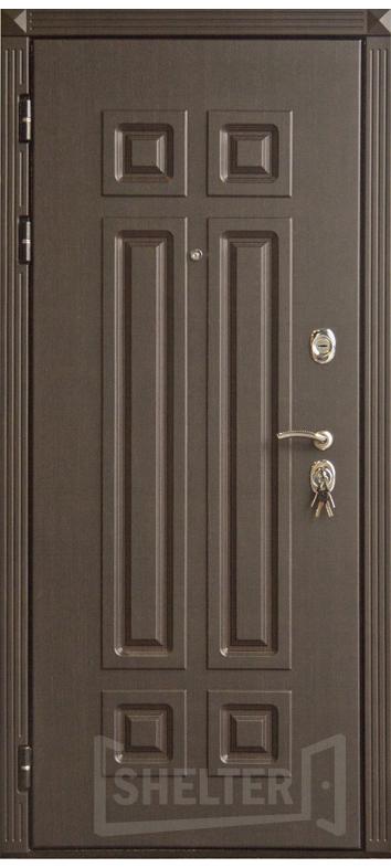 Входная дверь shelter «марсель»