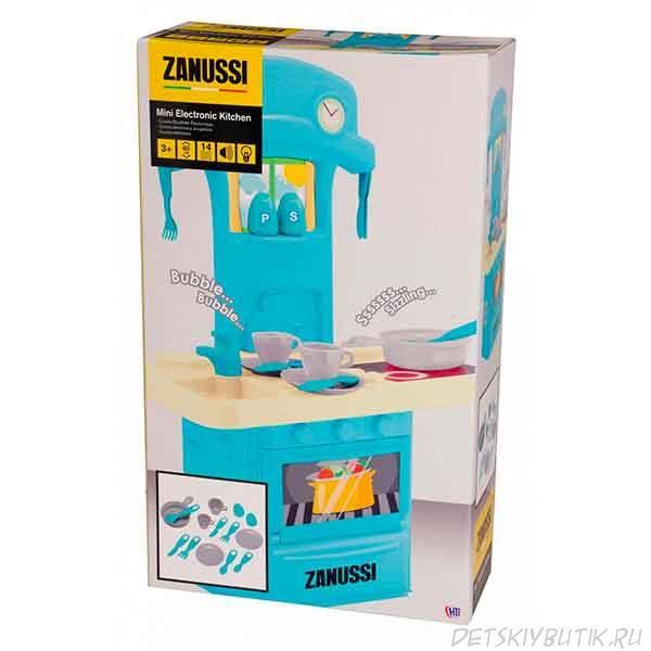 Кухня электронная HTI «Zanussi» мини
