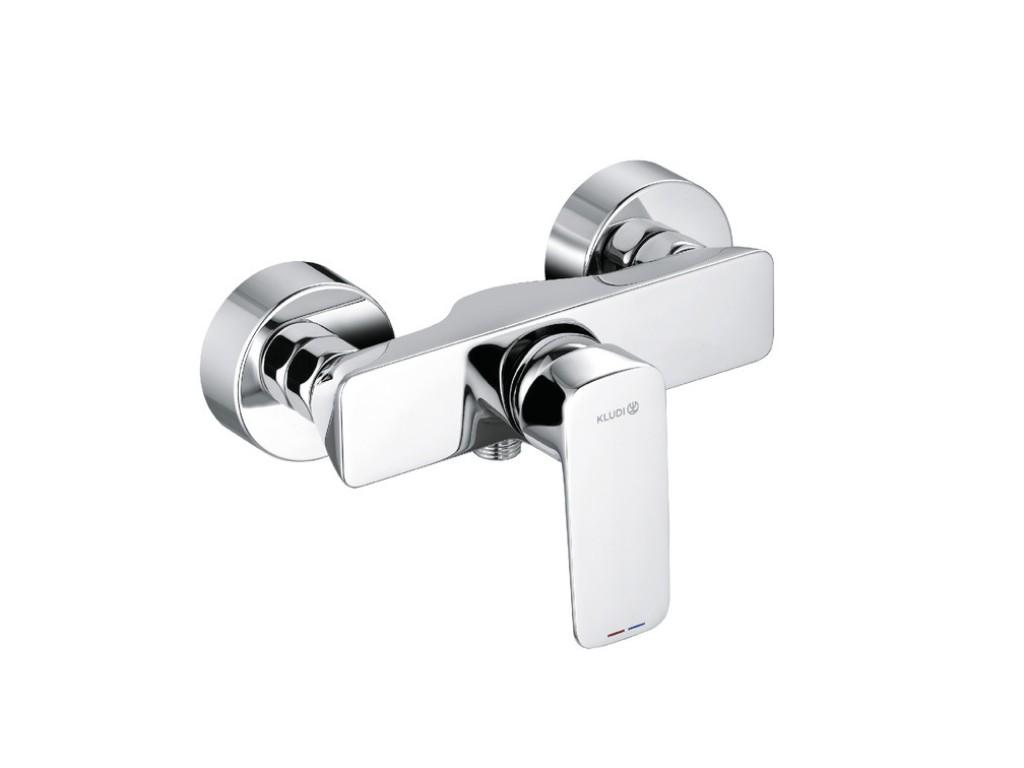 Однорычажный смеситель для душа KLUDI Pure&Style 40841 0575