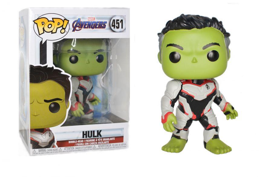 Фигурка Funko POP! Bobble: Marvel: Avengers Endgame: Hulk 36659
