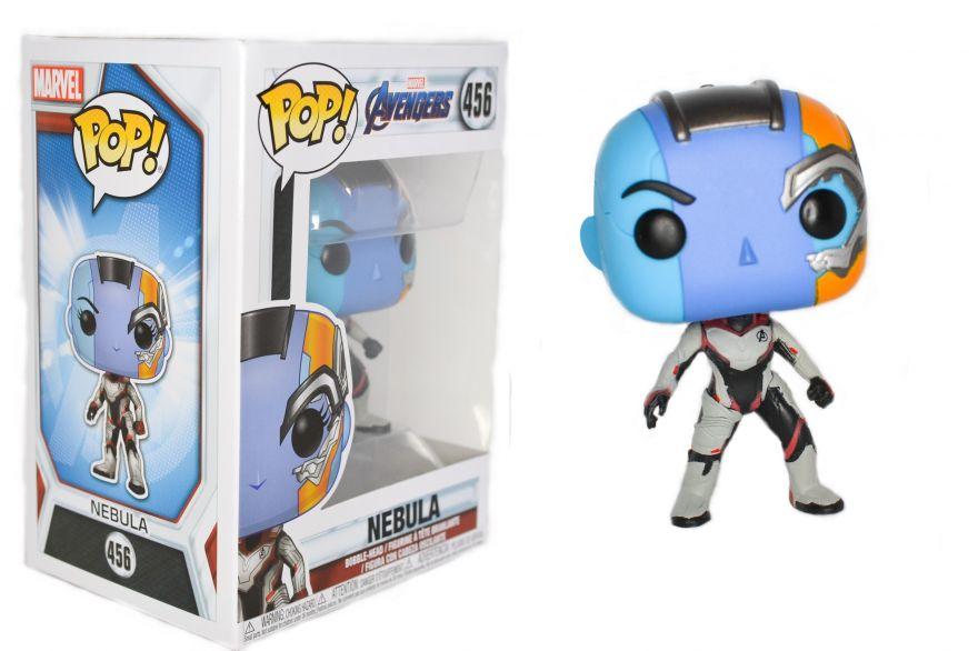 Фигурка Funko POP! Bobble: Marvel: Avengers Endgame: Nebula 36667