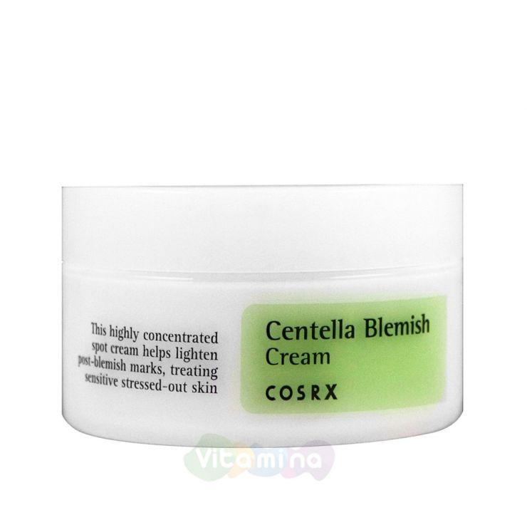 CosRX Крем против Акне и Купероза Centella Blemish Cream, 30 г