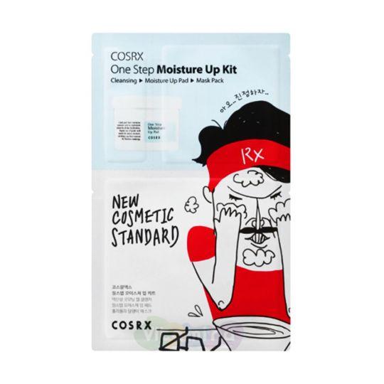 CosRX Набор для Увлажнения кожи One Step Moisture Up Kit