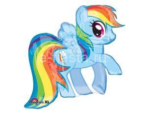 Фигура My Little Pony радужная