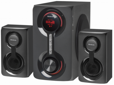 НОВИНКА. Акустическая 2.1 система Tornado 60Вт, Bluetooth, FM/MP3/SD/USB