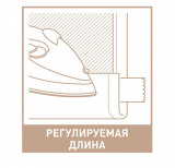 Комплект штор Aurora 150х270 - 2 шт ВУАЛЬ TULIPS 732967