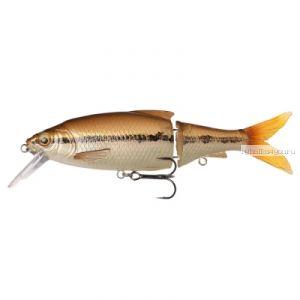 Воблер Savage Gear 3D Roach Lipster 130 мм / 26 гр / Заглубление: 1 - 2,5 м / цвет:  08 Minnow
