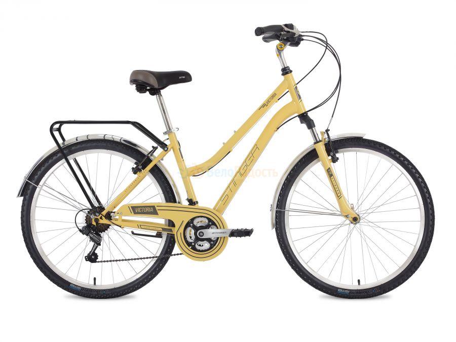 Велосипед женский Stinger Victoria (2018)