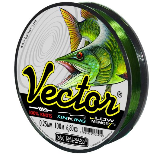 Леска Vector 100м