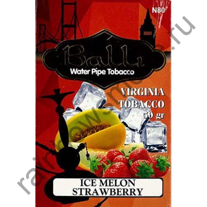 Balli 50 гр - Ice Melon Strawberry (Ледяная Дыня Клубника)