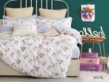 Комплект постельного белья Сатин SL 1.5 спальный  Арт.15/403-SL