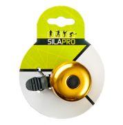 SILAPRO Звонок велосипедный ударный Панцирь, 4 цвета