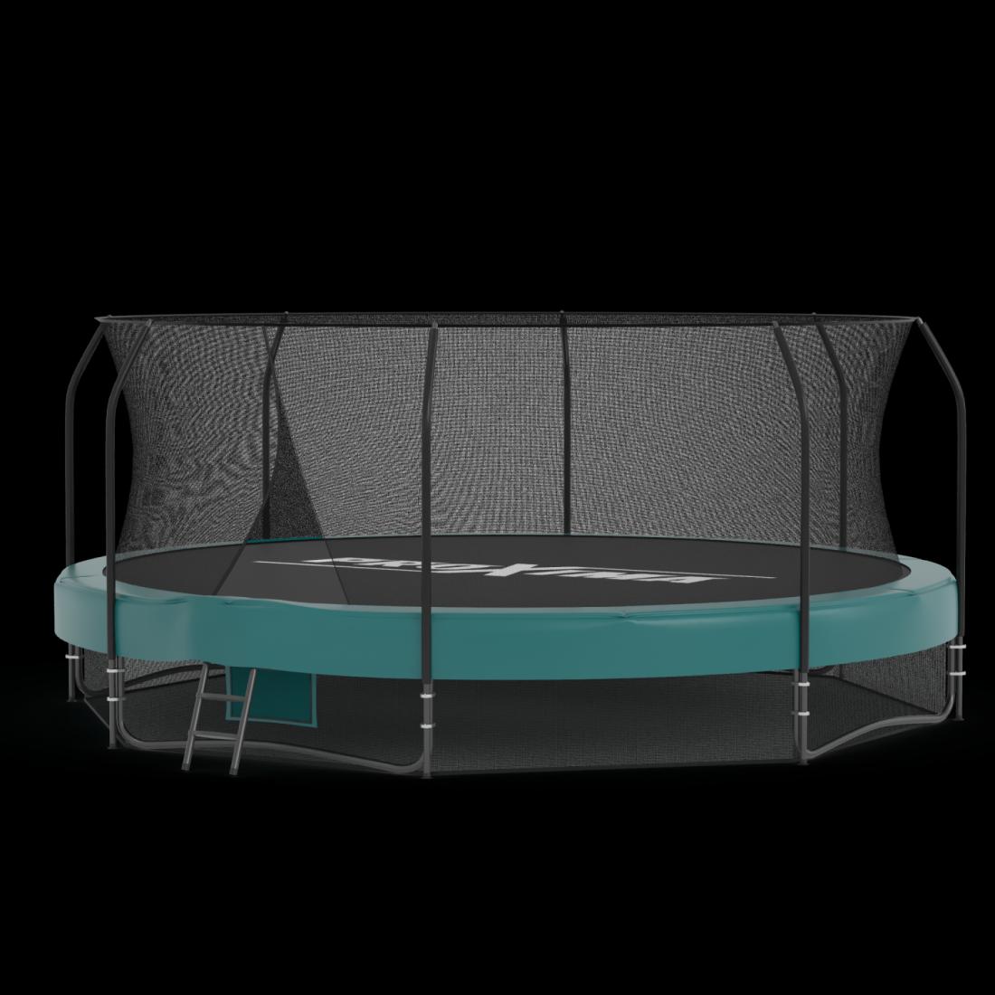 Батут Proxima Premium (427 см, до 160 кг)