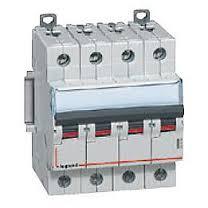 409071 Авт.выключатель DX3 4П B63A 10kA/16kA Legrand