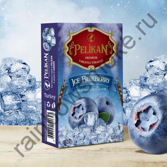 Pelikan 50 гр - Ice Blueberry (Ледяная Черника)