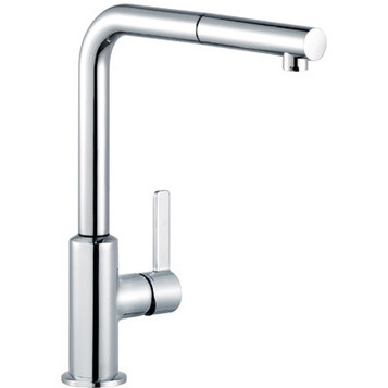 Однорычажный смеситель для кухни (мойки) KLUDI L-ine S 40851 0575
