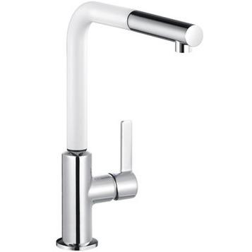 Однорычажный смеситель для кухни (мойки) KLUDI L-ine S 40851 9375