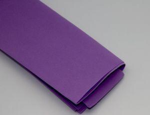 Фоамиран Иранский, толщина 2 мм, размер 60х70 см, цвет фиолетовый (1 уп = 5 листов)