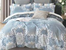Комплект постельного белья Сатин SL 1.5 спальный  Арт.15/336-SL