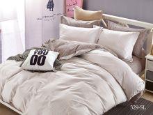 Комплект постельного белья Сатин SL 2-спальный  Арт.20/329-SL