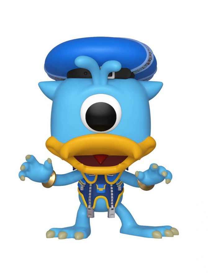 Фигурка Funko POP! Vinyl: Games: Kingdom Hearts 3: Donald (Monsters Inc.) 34059