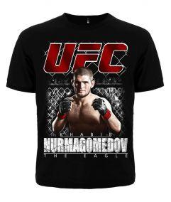 Футболка UFC Khabib Nurmagomedov (Хабиб Нурмагомедов)