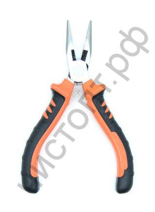 Кусачки SUXIN 114-2 (13см, пласт/рез )