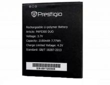 Аккумулятор для телефона Prestigio PAP5300 2000 мАч оригинал
