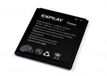 Аккумулятор оригинал для Explay Flame