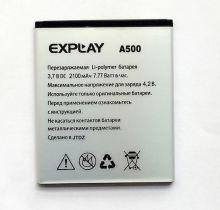 Аккумуляторная батарея Explay A500 Original