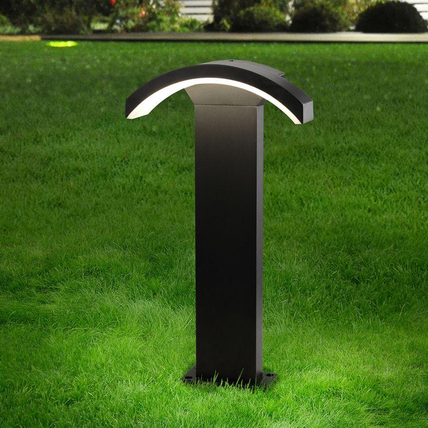 Ландшафтный светильник Elektrostandard TECHNO 1677 LED Asteria F черный