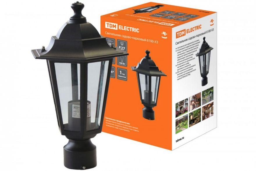 Садово-парковый светильник TDM SQ0330-0008