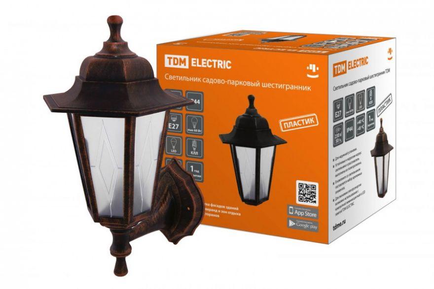 Садово-парковый светильник TDM SQ0330-0781